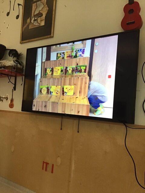 Trickfilm på förskolan